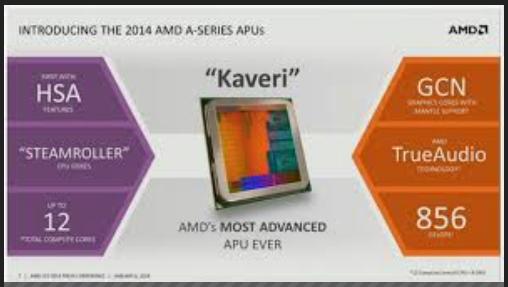 Prosesor AMD Kaveri