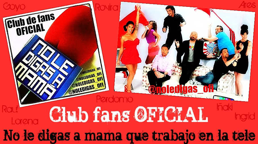 Club de fans OFICIAL de Noledigas