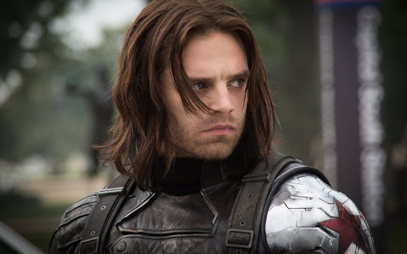 Bucky The Winter Soldier 2014 5x