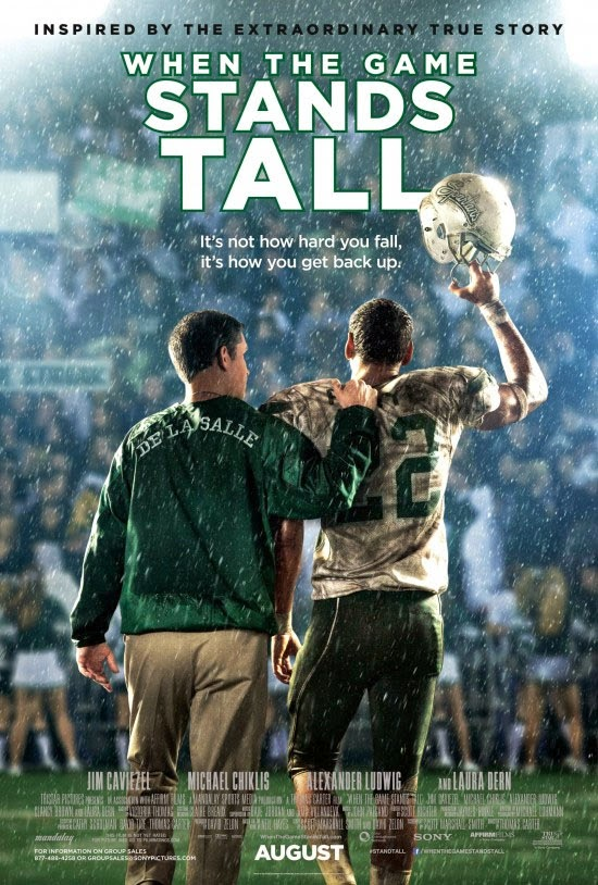 When the Game Stands Tall เกมวัดใจเพื่อชัยชนะ HD