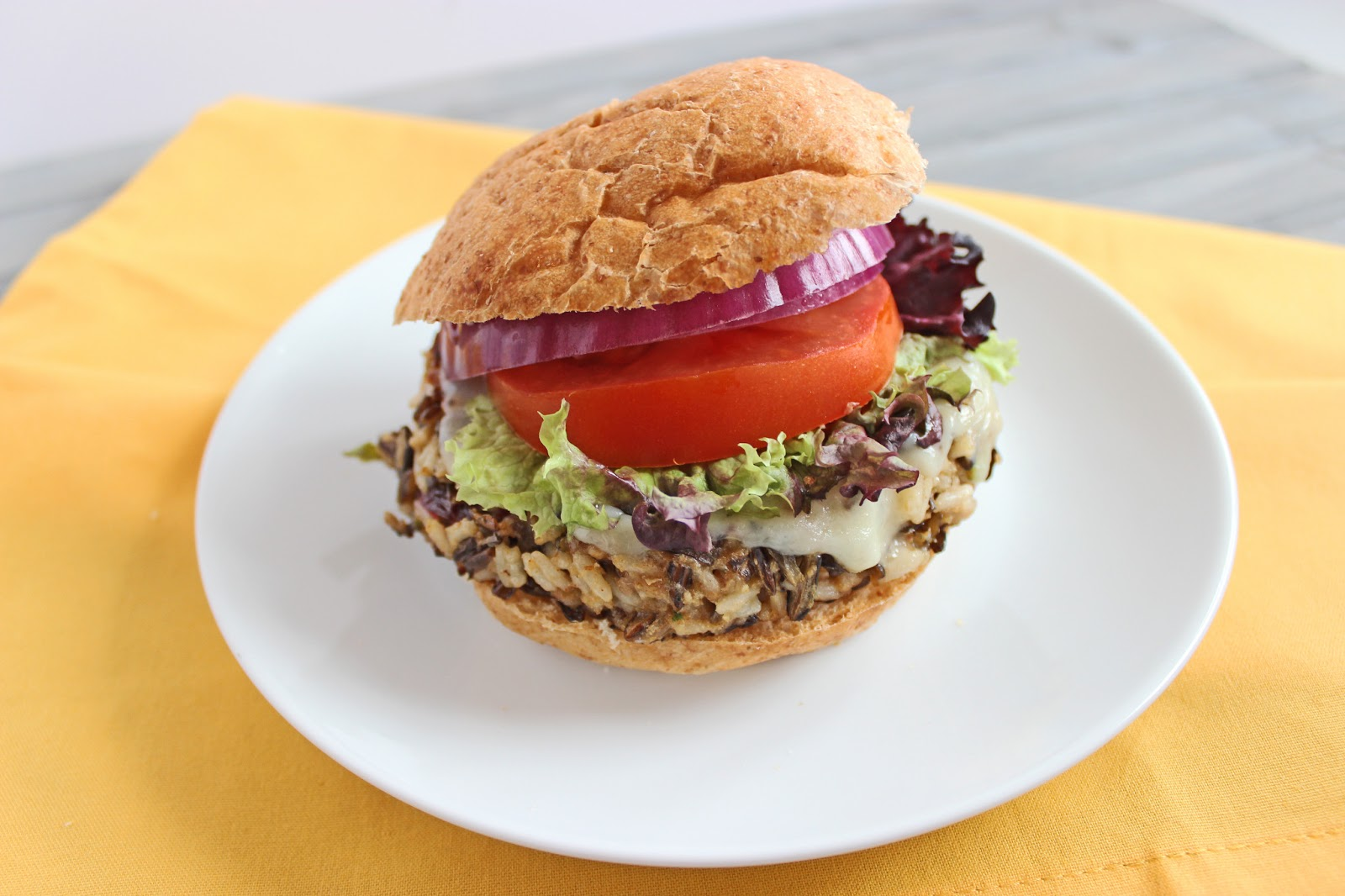 Wild Rice Burger Challenge | Cooking on the Front Burner