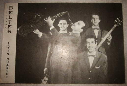 Latin Quartet Telstar Hey Baby Desafinado Twist De Los Gitanos