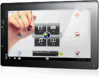 Lenovo Android, Windows 7 Tablets unveiled 3