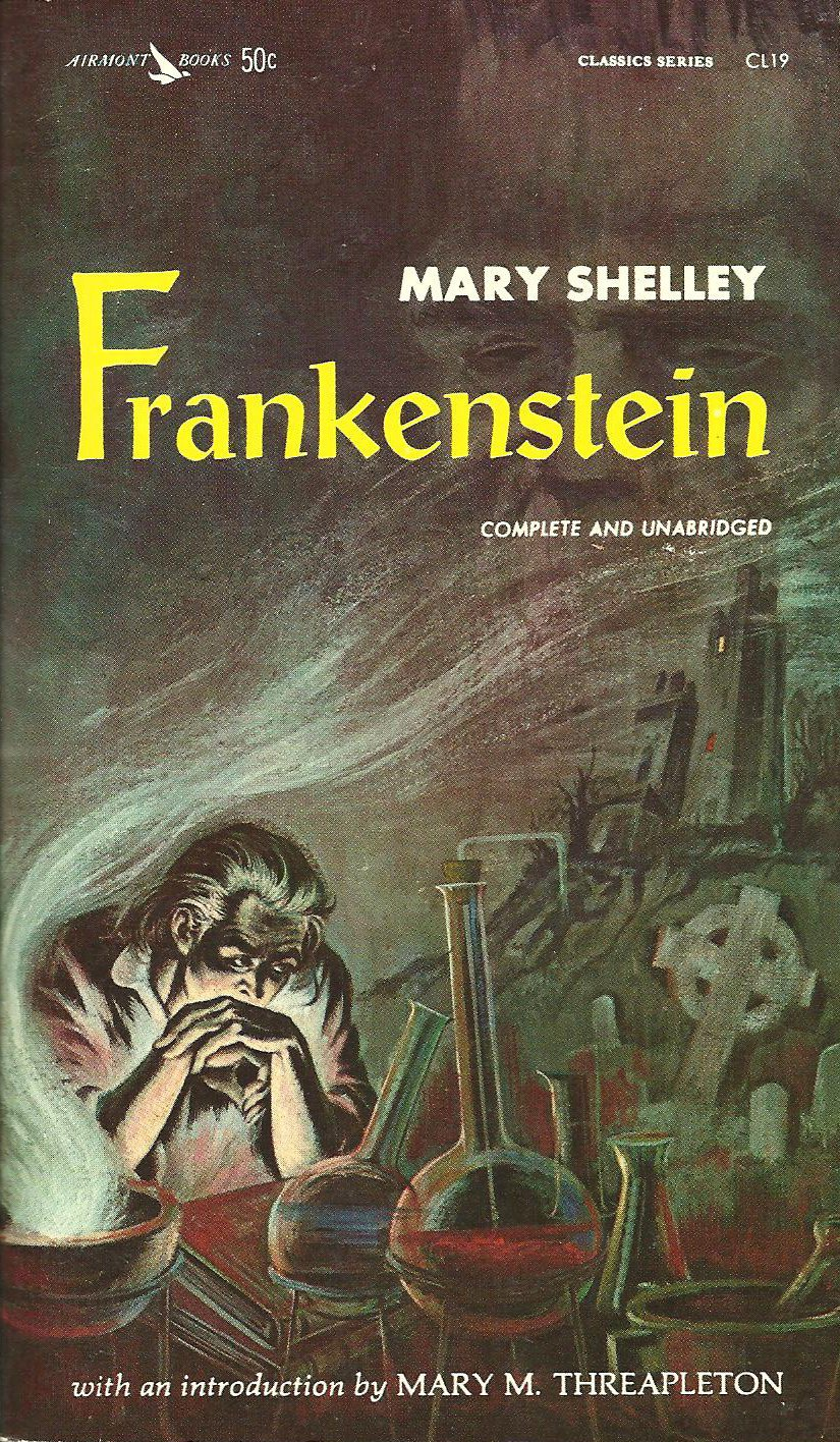 mary shelley s frankenstein Study aids : about the author biography of mary wollstonecraft shelley.