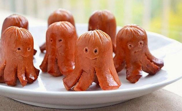 Fiestas de Halloween para Niños, Comida y Bocaditos, parte 2