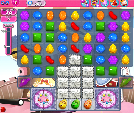 Candy Crush Saga 394