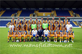 Mansfield Town 2012/13