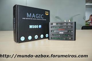 TRANSFORMAÇÃO AZBOX BRAVISSIMO TWIN TOCOMFREE MAGIC Untitled