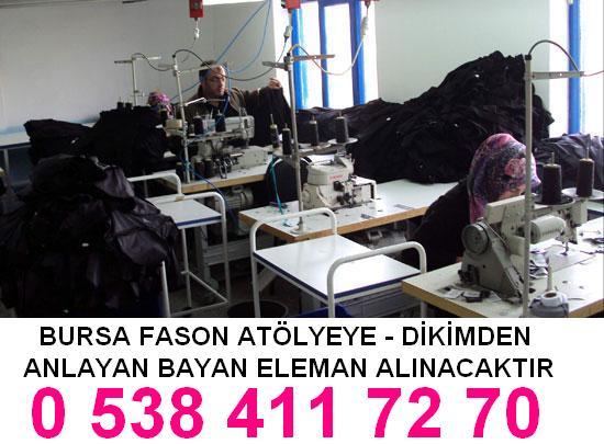tekstil iş ilanları - bursa