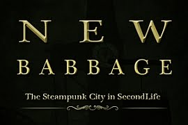 The City of New Babbage Website