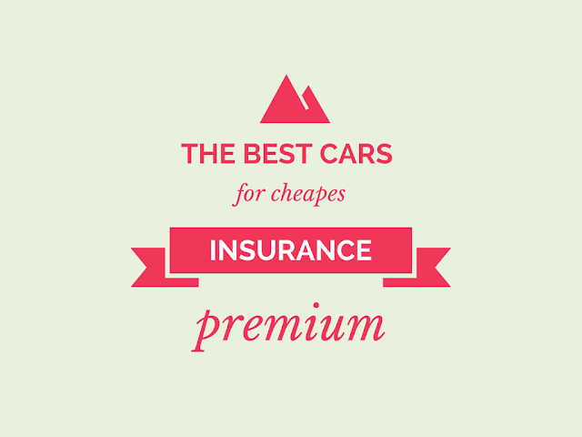 best cars with low insurance premium