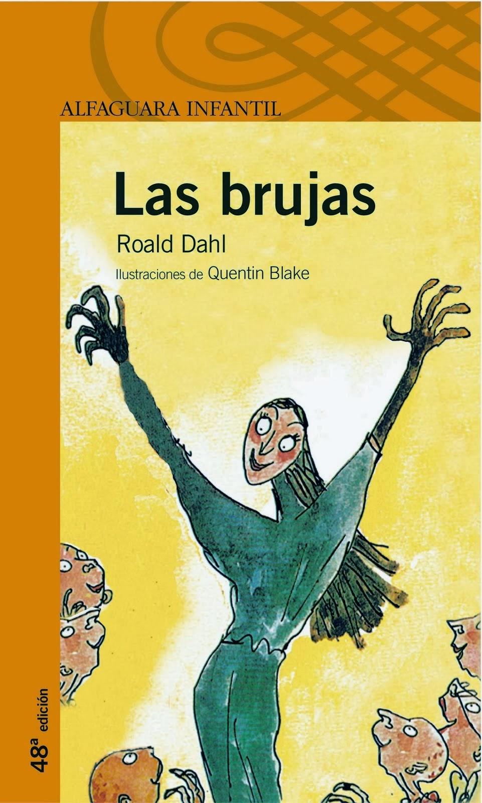Las brujas Roald Dahl