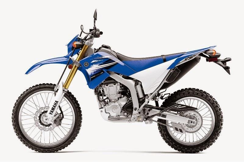 Motor Trail Yamaha WR250R
