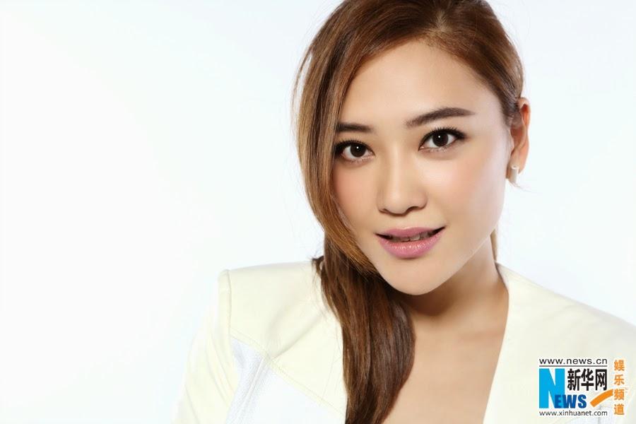 Cherrie Ying CEN Cherrie Ying poses for photo shoot HALLYU JPOP NATION