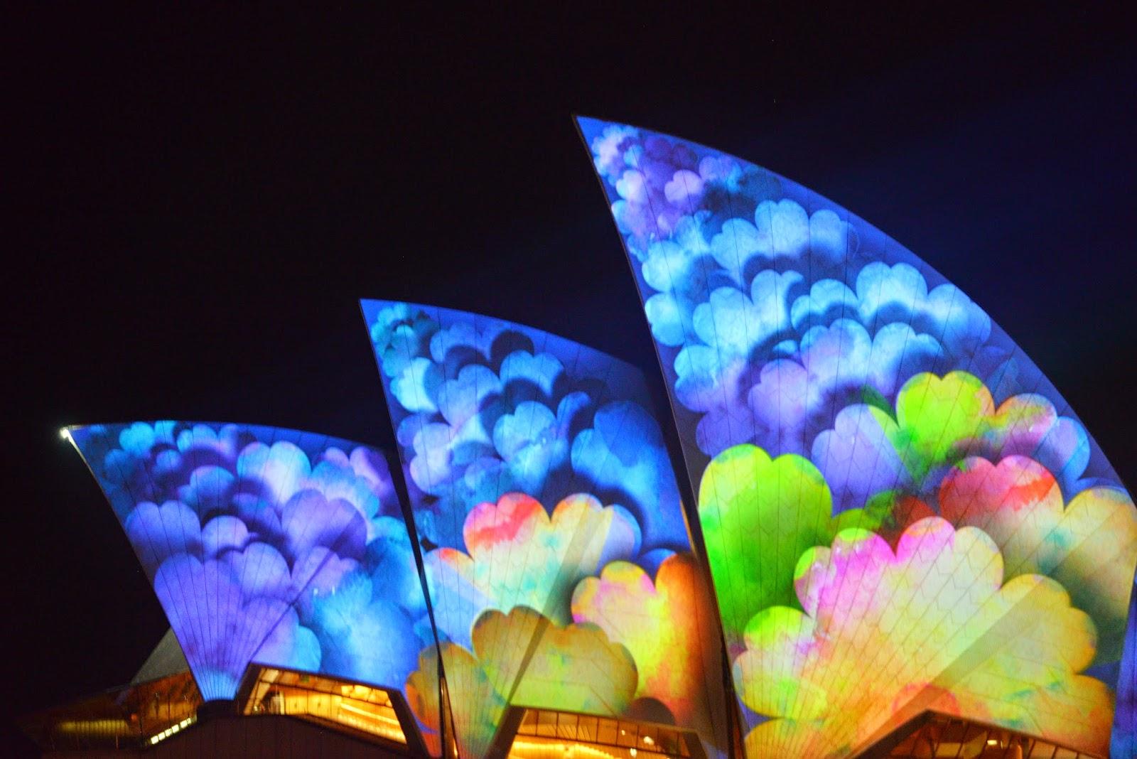 Australia, Culture, Festival of Lights, Lights Festival, News, Offbeat, Sydney Light Show, Sydney Opera House, Vivid Festival, Vivid Festival Photo, Festival,
