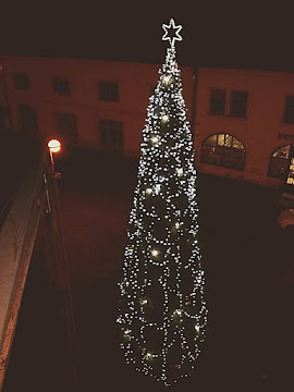 Děti líbí se Vám náš letošní vánoční  strom?