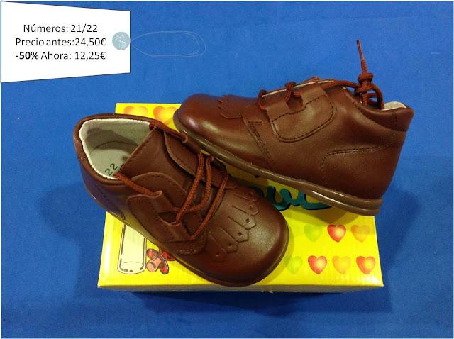 Outlet de Zapatos infantiles en Blog Retamal moda infantil