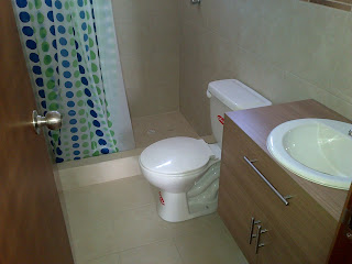 image of ensuite shower room for 2nd bedroom