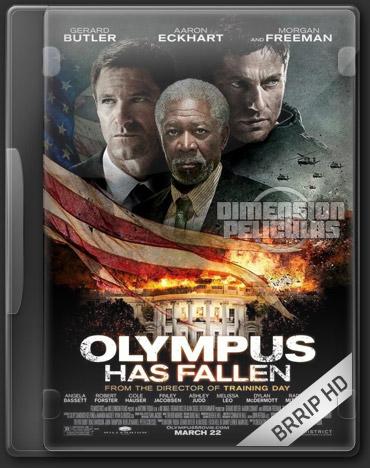 Olympus Has Fallen (BRRip HD Inglés Subtitulada) (2013)
