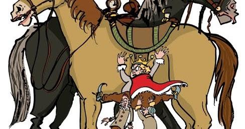 dessillustrimaginations expressions idiomatiques monter sur ses grands chevaux