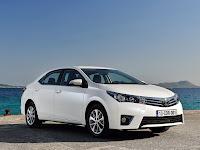 2014 Toyota Corolla EU-Version Japanese car photos 1