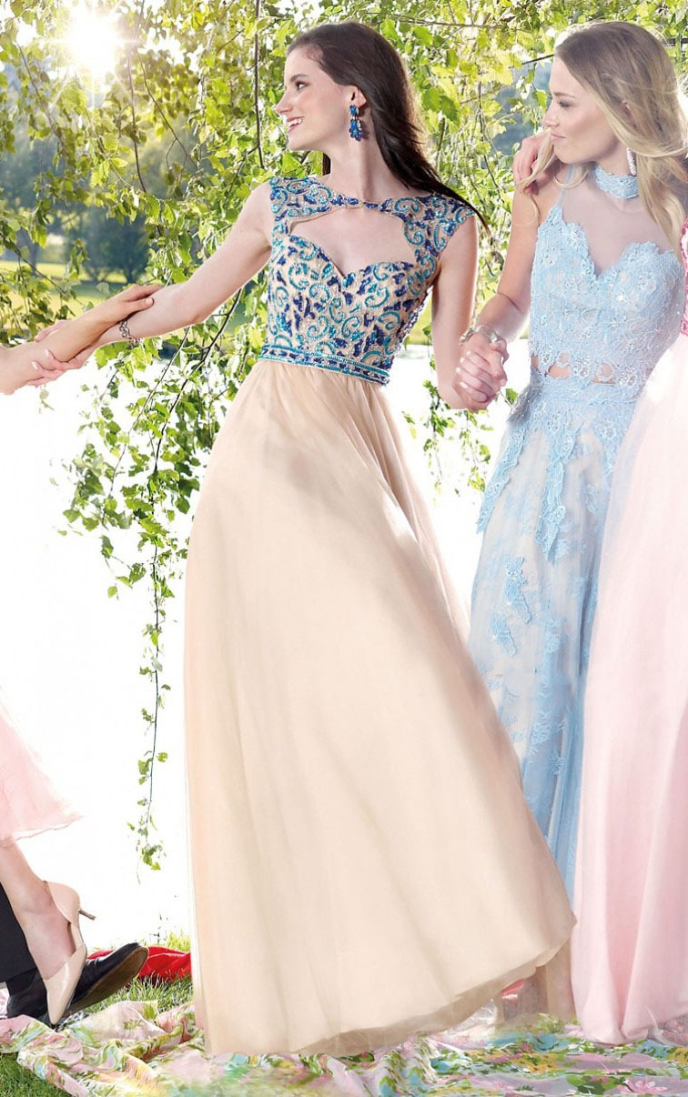 Prom Dress 2016 collection - Sherry London | Luch Luch Craft ...