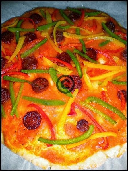Pizza soleil