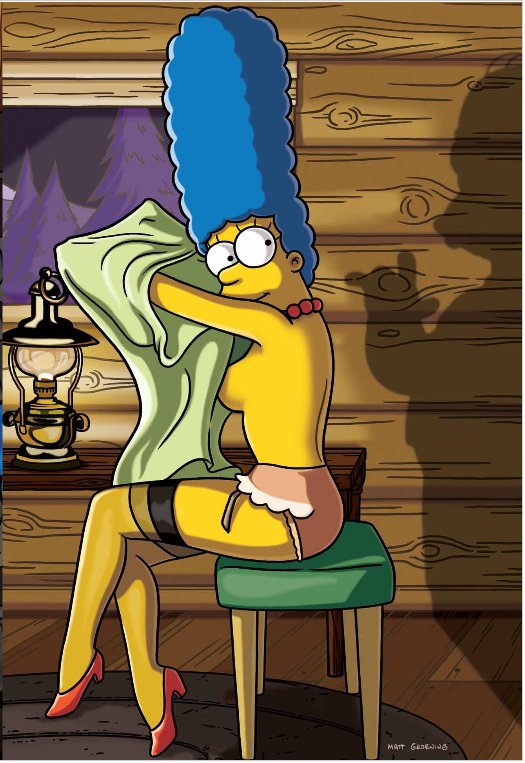 Marge Simpson Sey