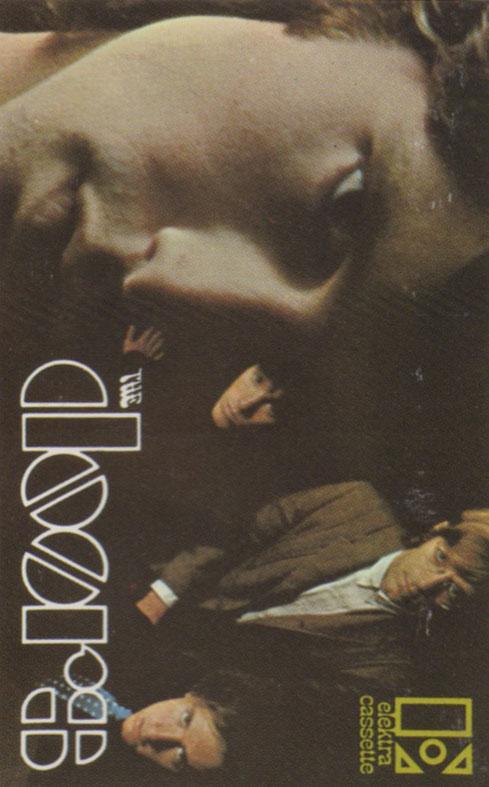 Reissued in 1988 The Doors 1967 self titled album cassette & That EvenSpot Blog: Reissued in 1988 The Doors 1967 self titled ...