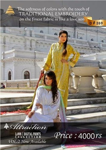 Attraction by Kamal Lawn 2014