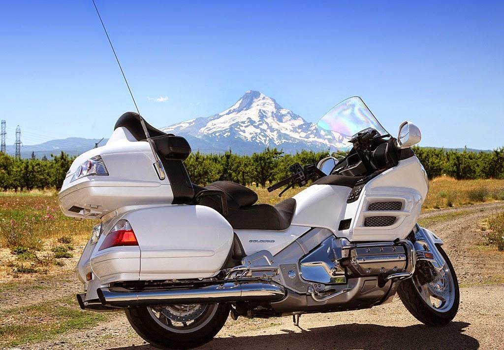 Honda Gold Wing New Motorcycles