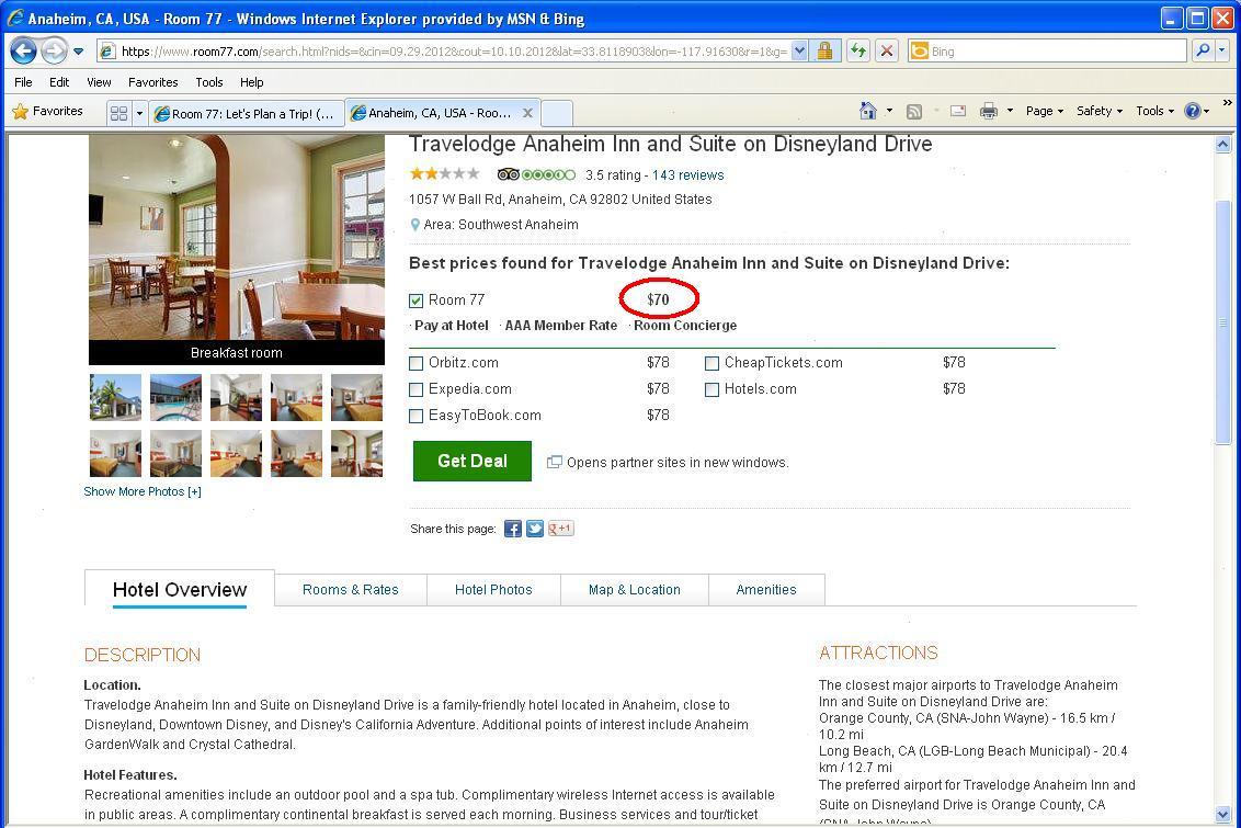 Shereen Travels Cheap September 2012