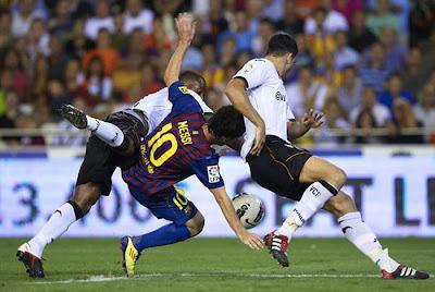 Valencia 2 - 2 Barcelona (1)