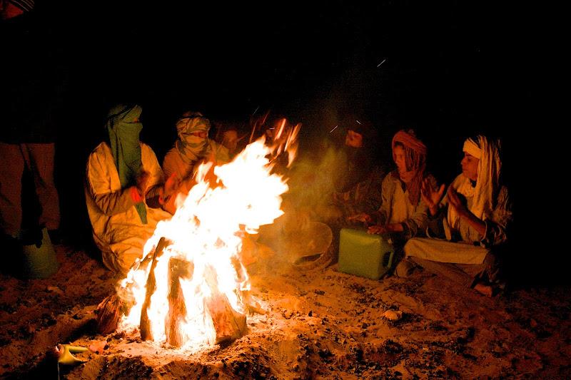 campamento bereber