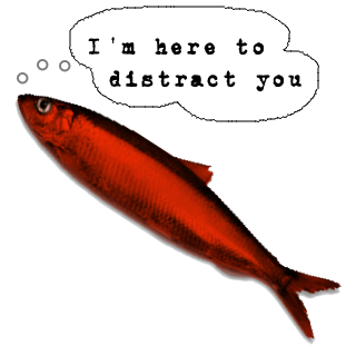 red herring in literature