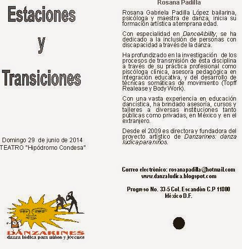 Estaciones y transiciones