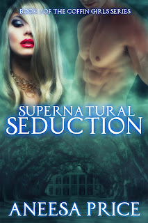 'Supernatural Seduction' by Aneesa Price FB Event 8/13 with Release Day Diva