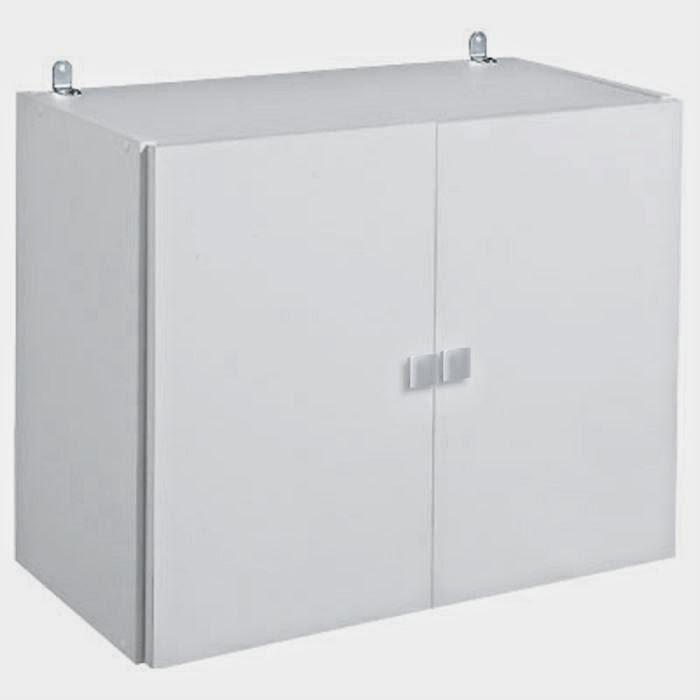 Meuble rangement salle de bain blanc meuble d coration for Meuble rangement salle de bain blanc