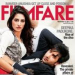 Ranbir-Kapoor-Nargis Fakhri-on-Filmfare-2011-November Coverpage