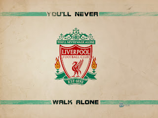 Liverpool FC You will never walk alone HD Wallpaper
