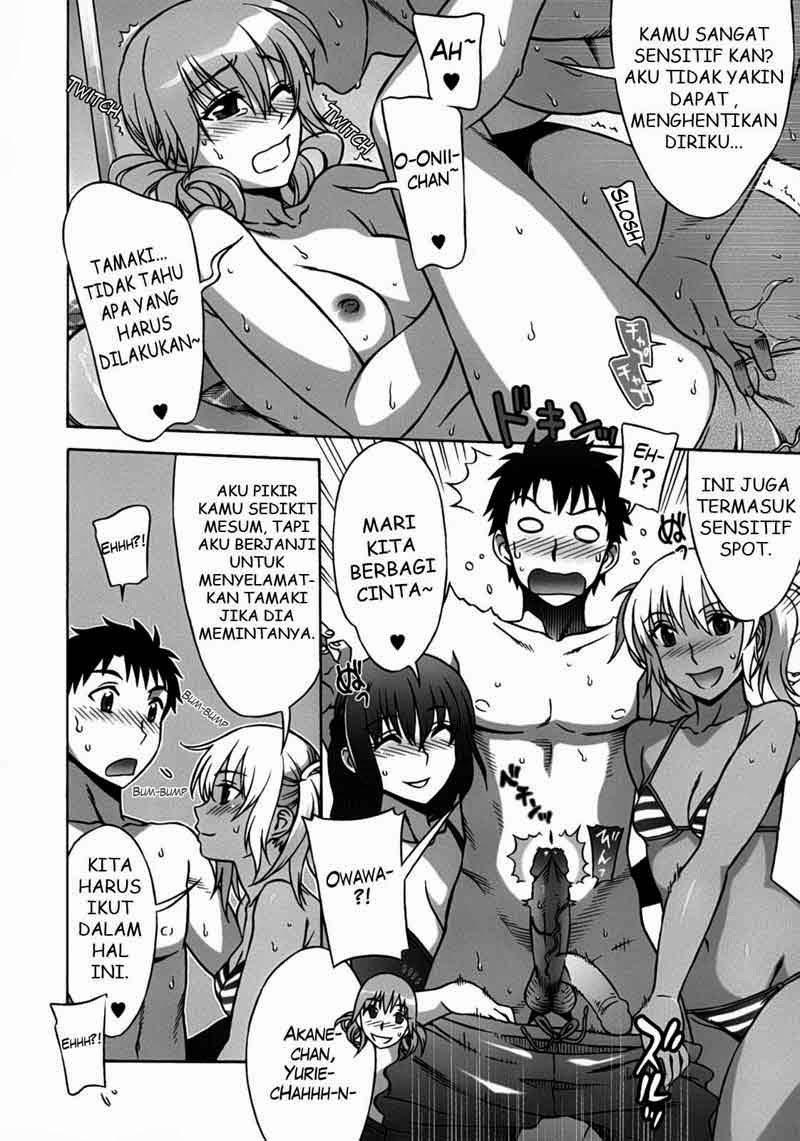 Baca doujin hentai manga braucht auch