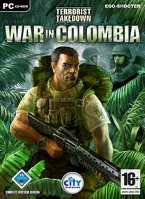 Terrorist Takedown War In Colombia PC Game Cover Terrorist Takedown War In Colombia TeamMJY