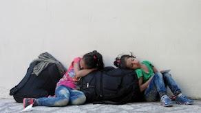 Entre los refugiados sirios en Grecia