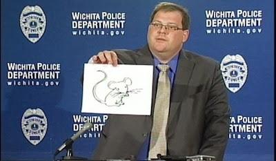Funny Police Sketch - magrush.com