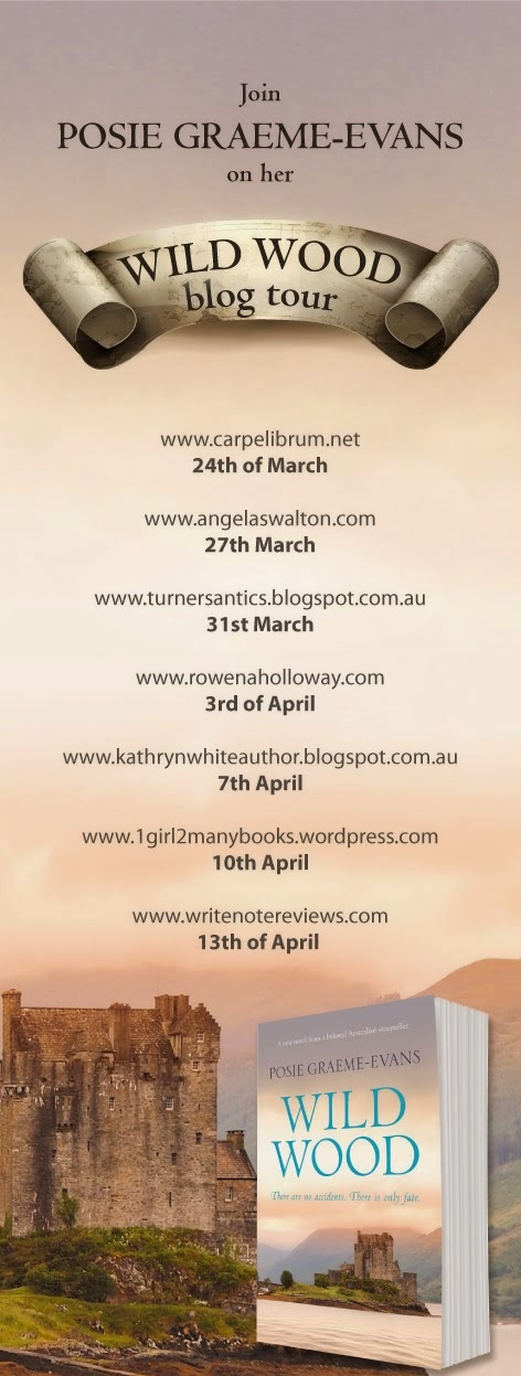 Wild Wood Blog Tour