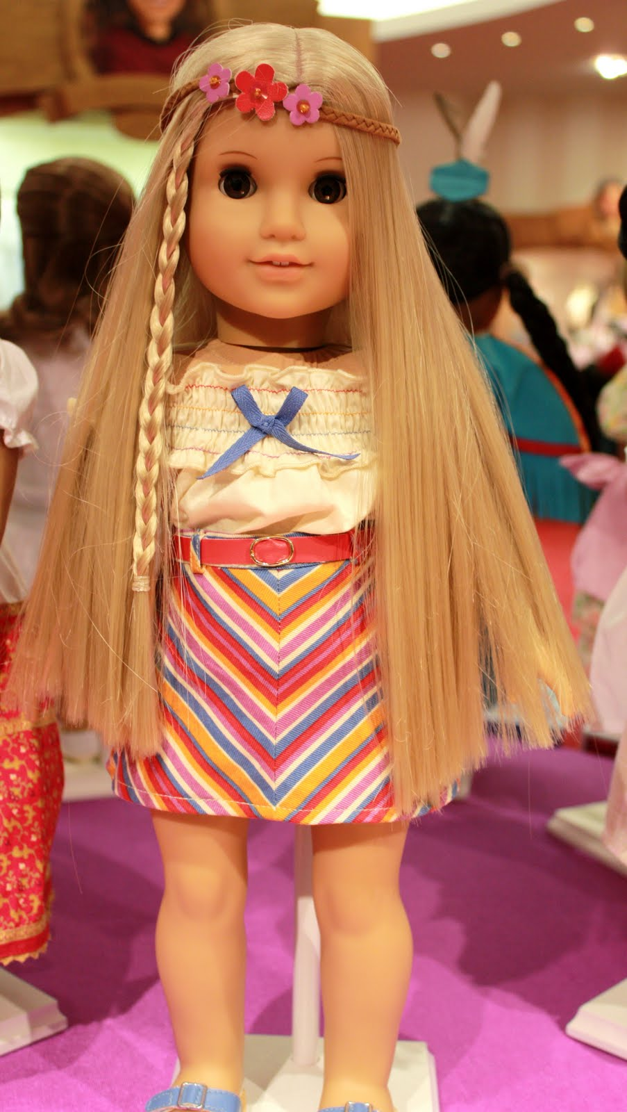 The Worst Thing About Being A Doll Hairstylist The Grandmas - American girl doll hairstyle ideas