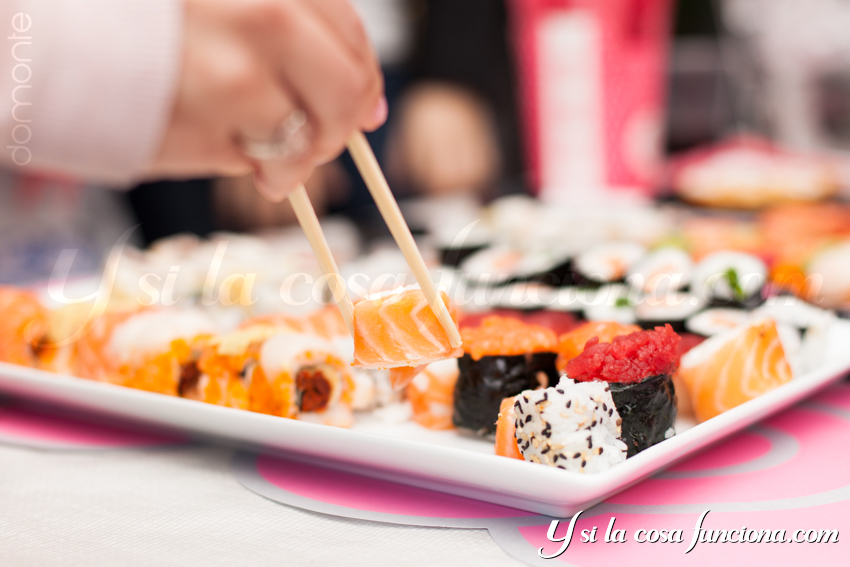 Sushi Miss Japanese Food Lifestyle