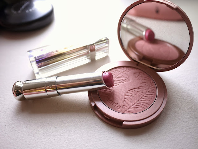 dior addict millie tarte exposed