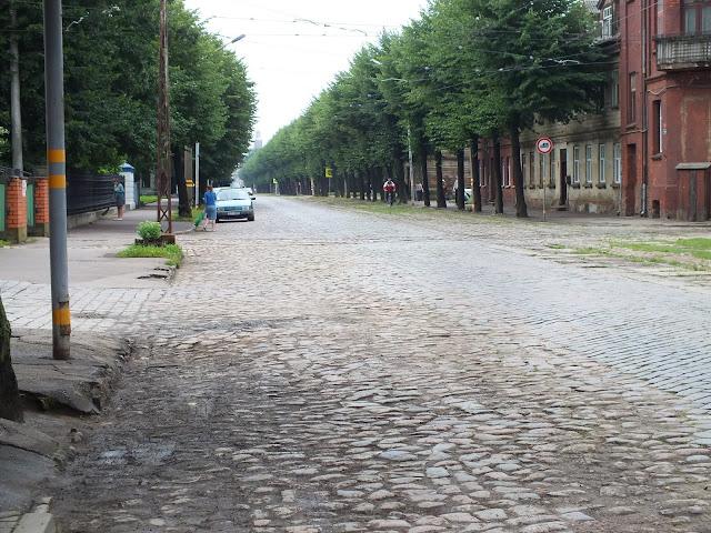 Город Лиепая (Liepāja)