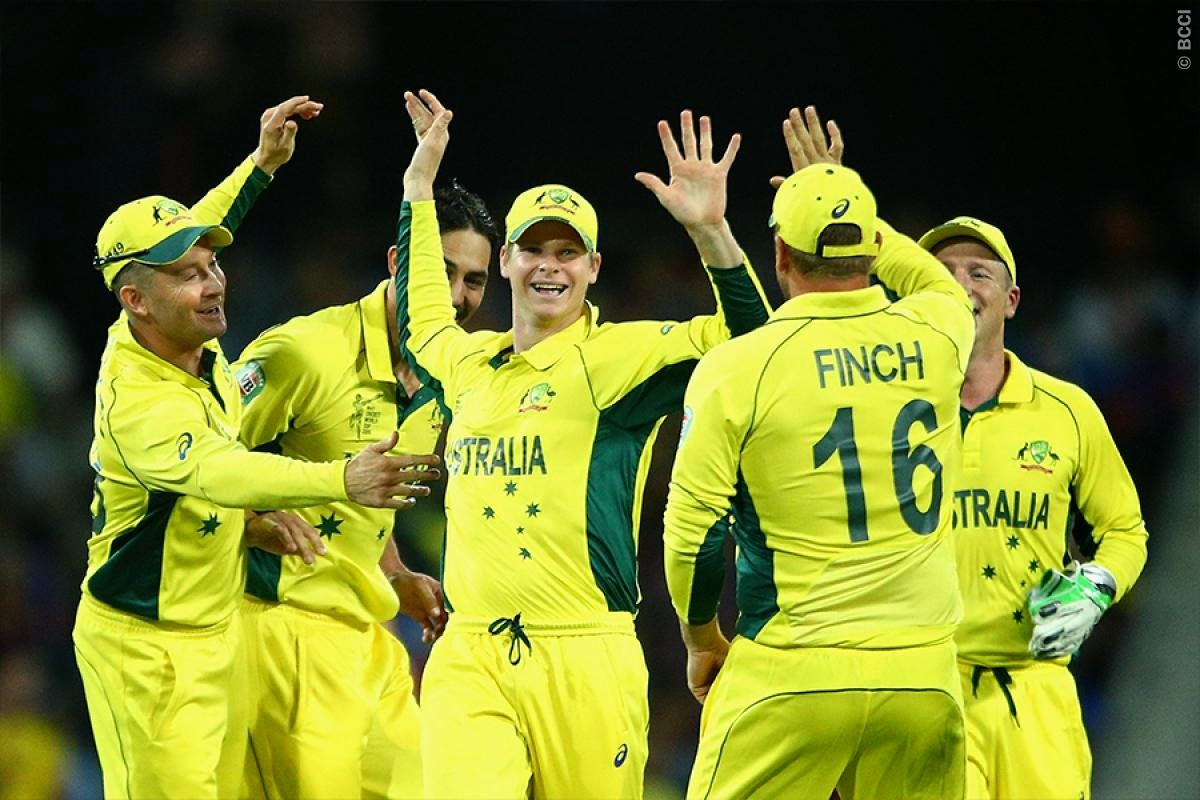 Report: Australia vs India – ICC Cricket World Cup 2015